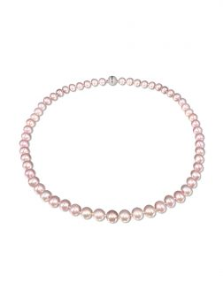PACIFIC PEARLS PACIFIC PEARLS BUA BAY COLLECTION Pink 7-8mm Pearl Necklace