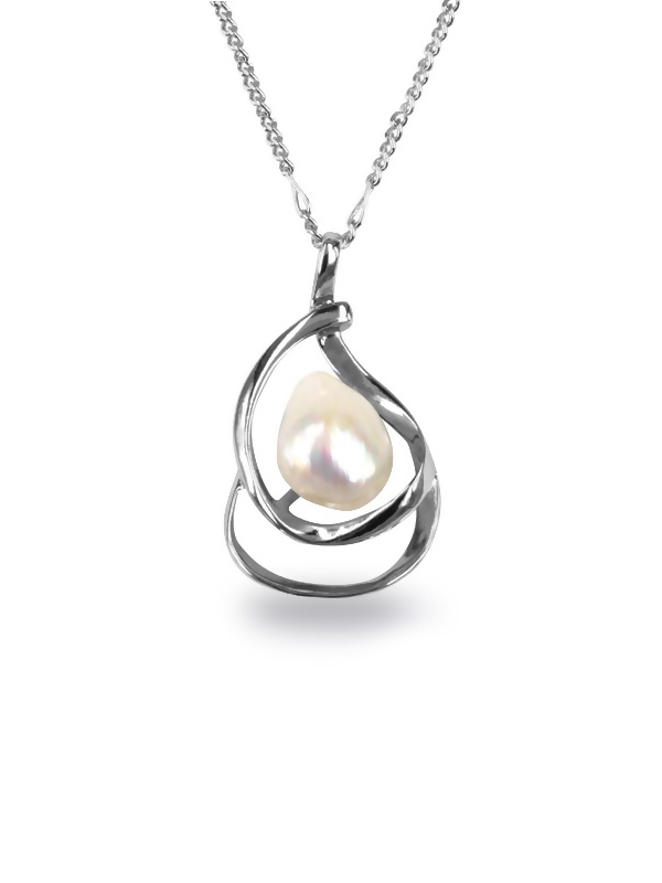 shop pearls peapod international freshwater pearl pendant