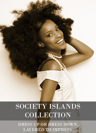 SOCIETY ISLANDS COLLECTION