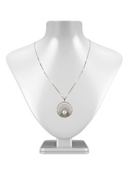 PACIFIC PEARLS AKOYA COLLECTION Moonlight Sonata Akoya Pearl Pendant