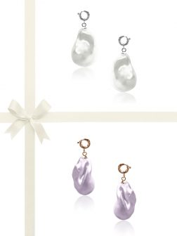 POLYNESIA COLLECTION 25mm Giant Baroque Pearl Tunic Gift Set
