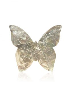 KIRIBATI COLLECTION Bejeweled Butterfly South Sea Forever Greeting Card