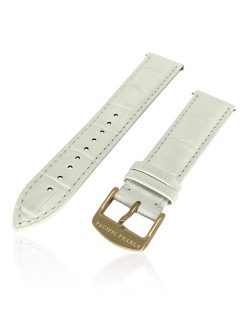 GALÁPAGOS COLLECTION Interchangeable Crocodile Leather Strap